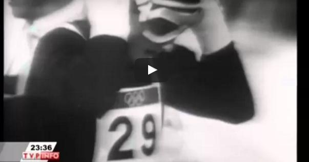 Wojciech Fortuna – złoty medal IO Sapporo 1972