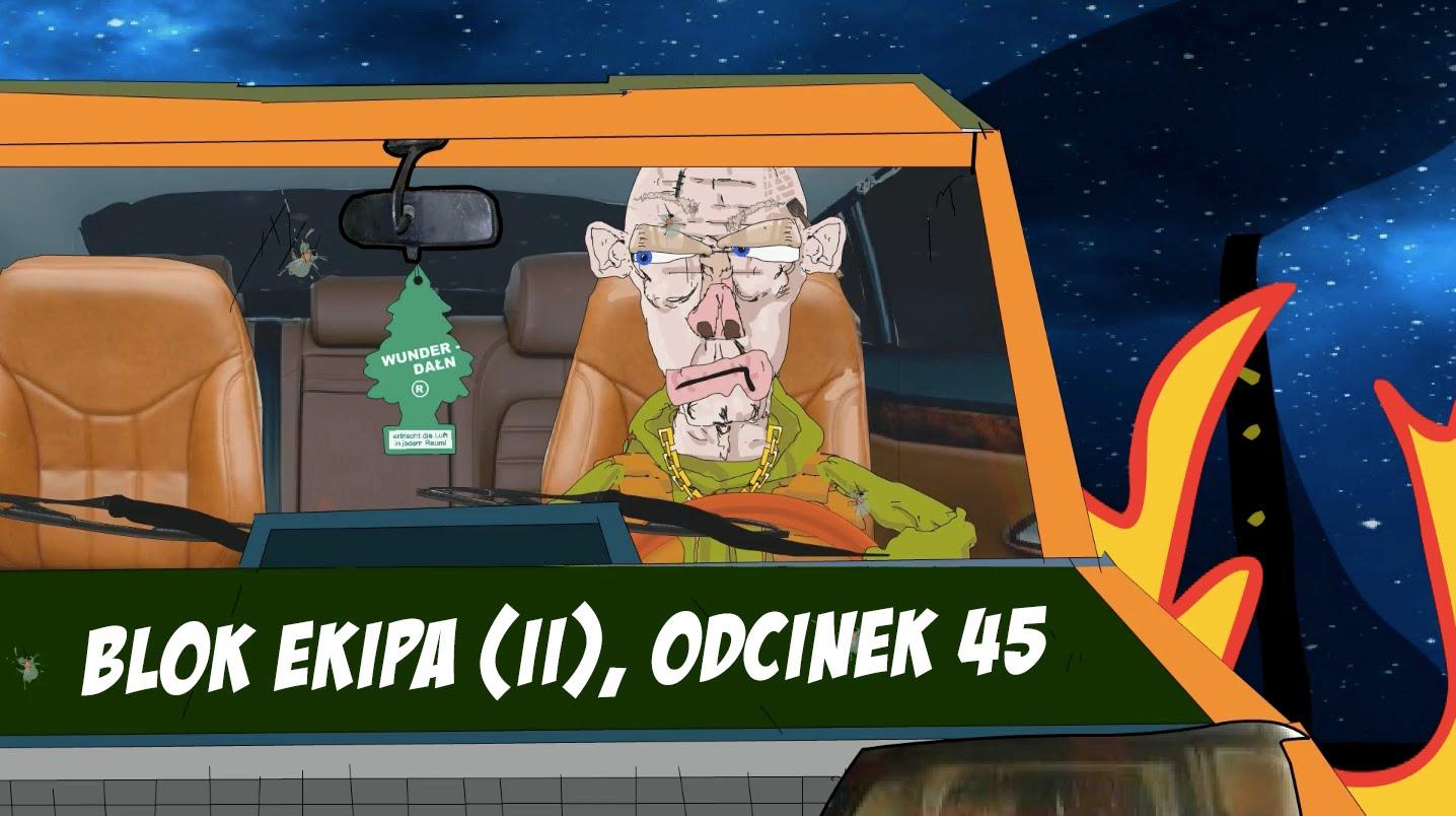 BLOK EKIPA (II), ODCINEK 45 Video