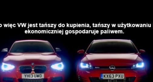 Dlaczego VW jest lepszy od BMW według Clarksona