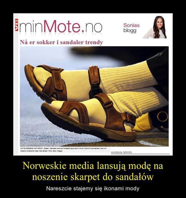 Polacy ikonami mody