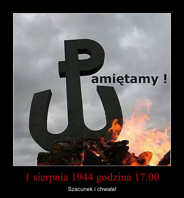 Pamiętamy!