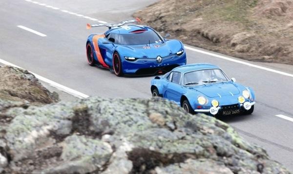 Renault Alpine A110 i A110-50