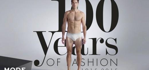 Tak zmieniała się męska moda w ciągu ostatnich 100 lat Moda Video