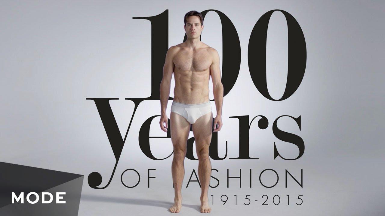 Tak zmieniała się męska moda w ciągu ostatnich 100 lat