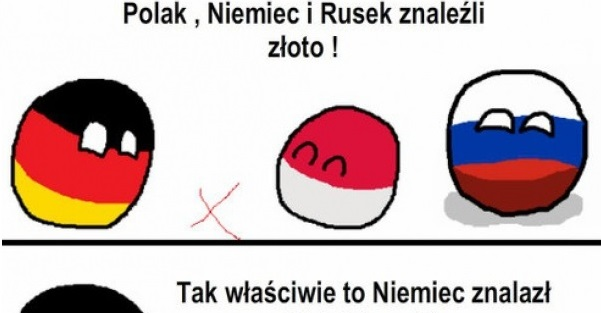 Żyd przechytrzył Polaka, Niemca i Ruska