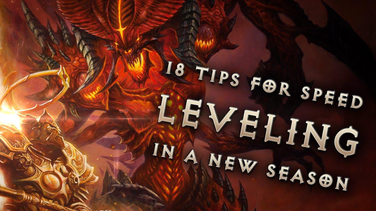 18 Fast Leveling Tips Diablo 3 Reaper of Souls