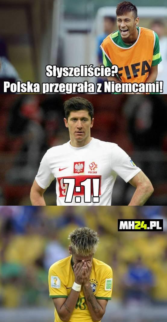 Lewandowski gasi Neymara