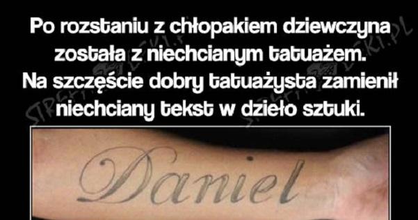 Tak Zmienił Niechciany Tatuaż W Dzieło Sztuki1 Mh24pl