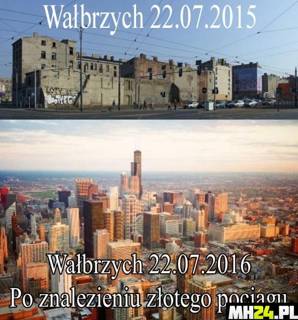 Wałbrzych w 2016 roku