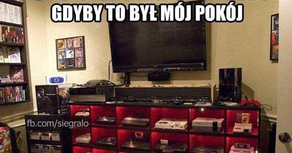 Gdyby to był mój pokój to…