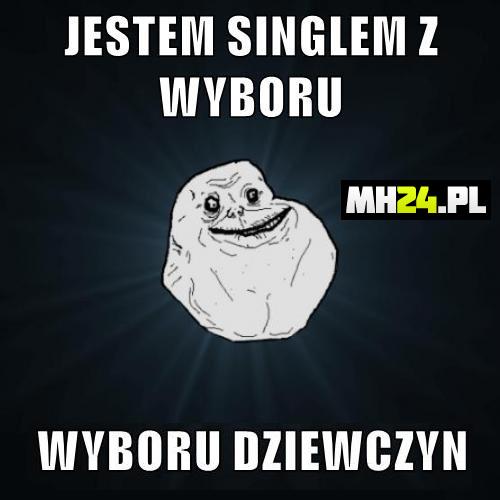 Jestem singlem z wyboru
