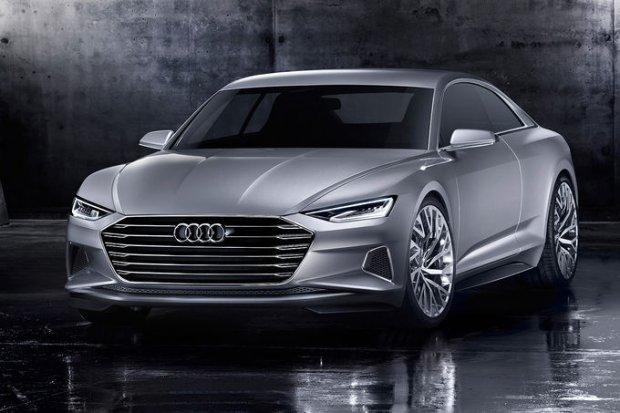 Oto jak prezentuje się nowa Audi A9! Oto pierwsza jazda testowa! Motoryzacja Video