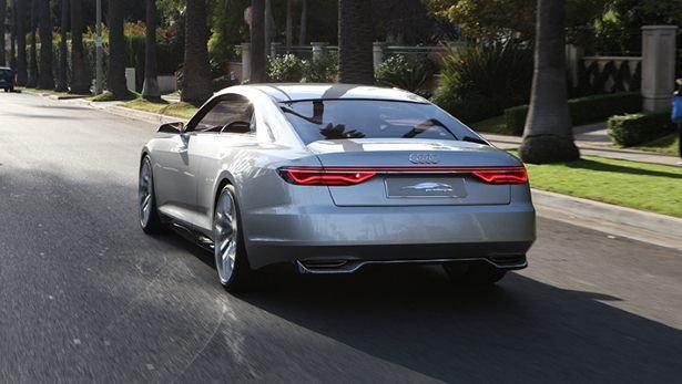 Oto jak prezentuje się nowa Audi A9! Oto pierwsza jazda testowa! Motoryzacja Video   Oto jak prezentuje się nowa Audi A9! Oto pierwsza jazda testowa! Motoryzacja Video