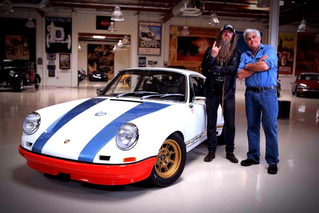 Łowca Porsche: Czyli jak Magnus Walker stał się największym kolekcjonerem 911 na świecie!