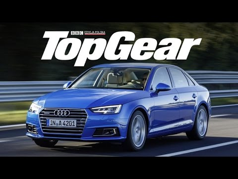 Audi a4 b9 2015 test