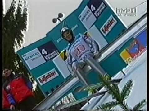 Adam Małysz – Bischofshofen – zwycięstwo w Turnieju Czterech Skoczni 2000/2001
