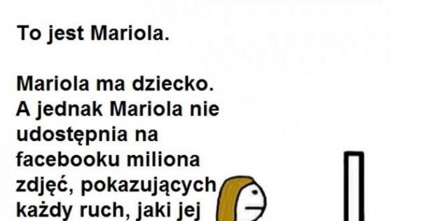 Bierzmy przykład z Marioli