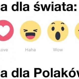 Emotki wersja polska Obrazki