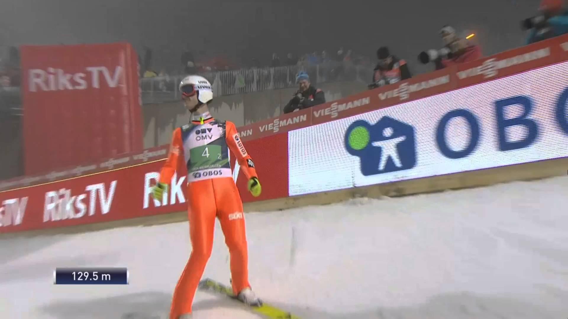 Andrzej Stękała – 129,5m – Oslo 2016