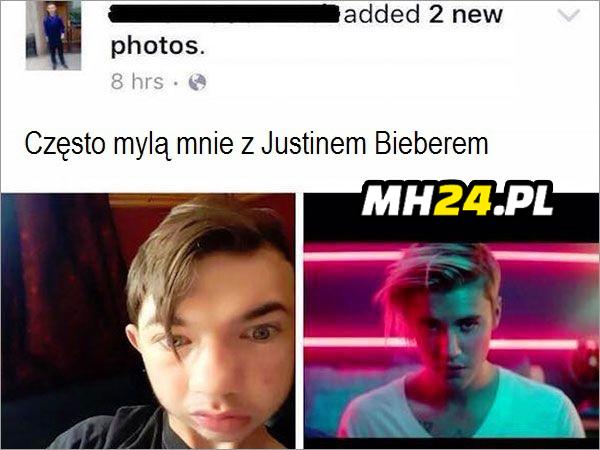 Tego dzieciaka często mylą z Justinem Bieberem…
