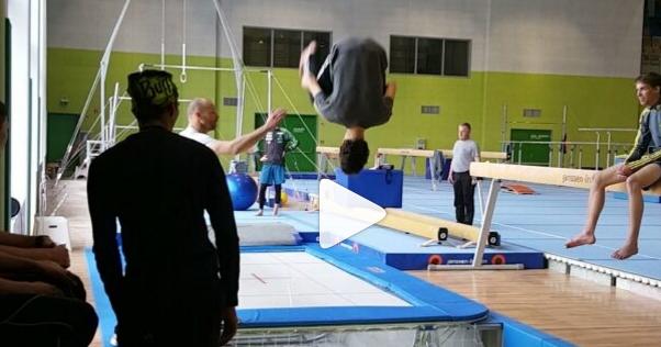 Peter Prevc i jego trening