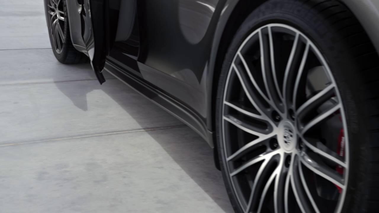 Premiera nowego Porsche Panamera! (VIDEO)