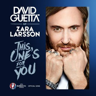David Guetta ft. Zara Larsson - This One's For You (Official Audio) (UEFA EURO 2016™ Official Song) Muzyka
