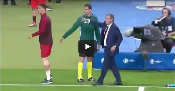 Debiut Cristiano Ronaldo w roli trenera