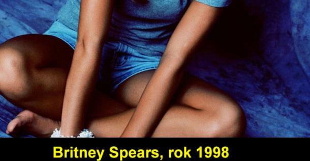 Britney Spears, rok  1998