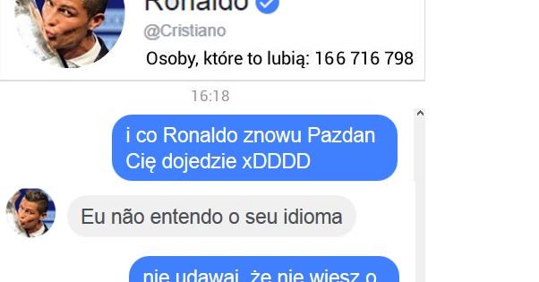 Cristiano załatwiony xD1