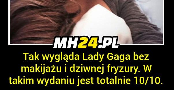 Lady Gaga piękna jak nigdy