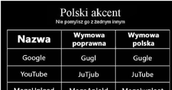 Polski akcent wymiata xD