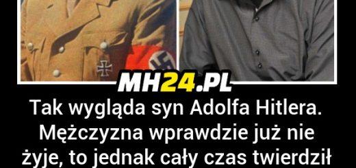 Syn Adolfa Hitlera Obrazki