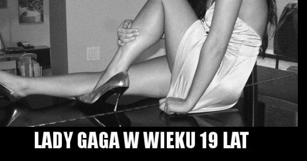 Lady Gaga w wieku 19 lat