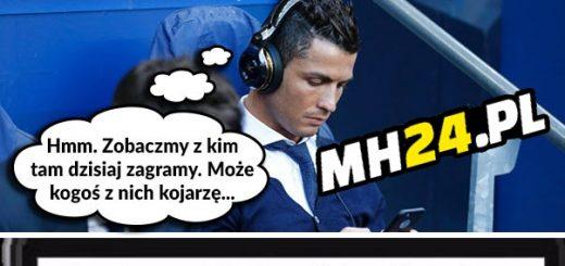 Cristiano przypomniał sobie o nim Sport