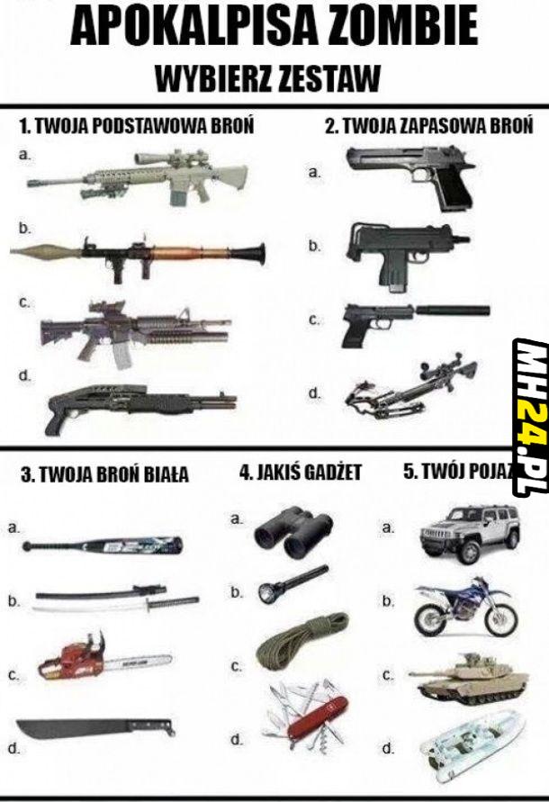 Wybierz zestaw