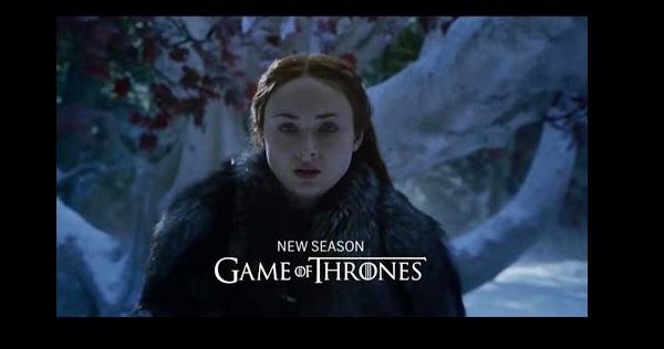 """Pierwszy oficjalny teaser 7. sezonu """"Gry o Tron"""" (filmik)"""