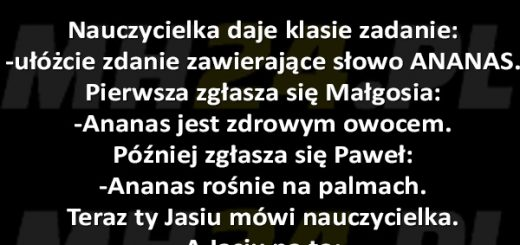 Ananas Obrazki
