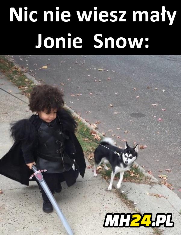 Najlepszy cosplay Jona Snowa
