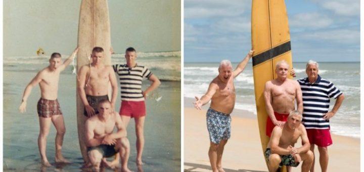 Tak przez ponad 40 lat zmienia się męskie ciało Obrazki