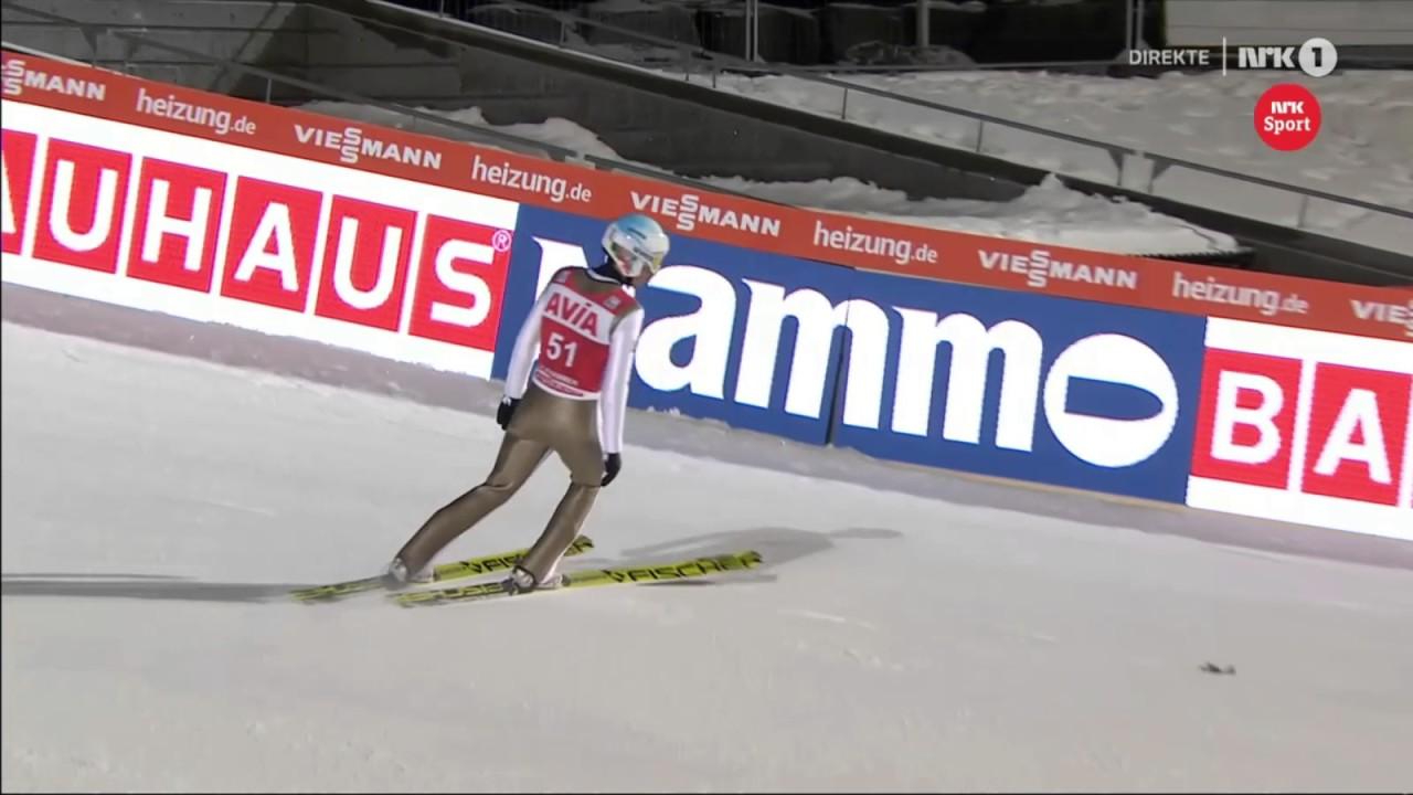 Kamil Stoch wygrywa kwalifikacje w Lillehammer (144 m)!