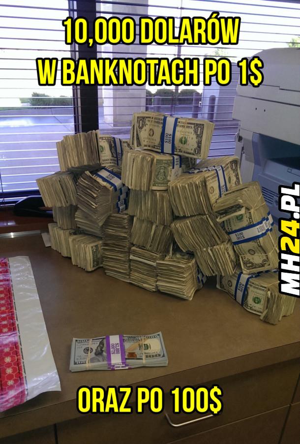 10 k dolarów