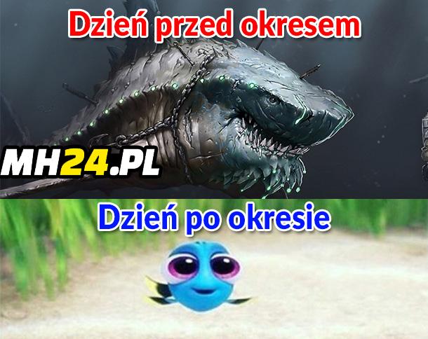 Przed i po okresie