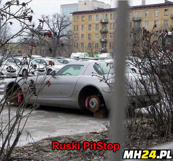 Ruski pit stop