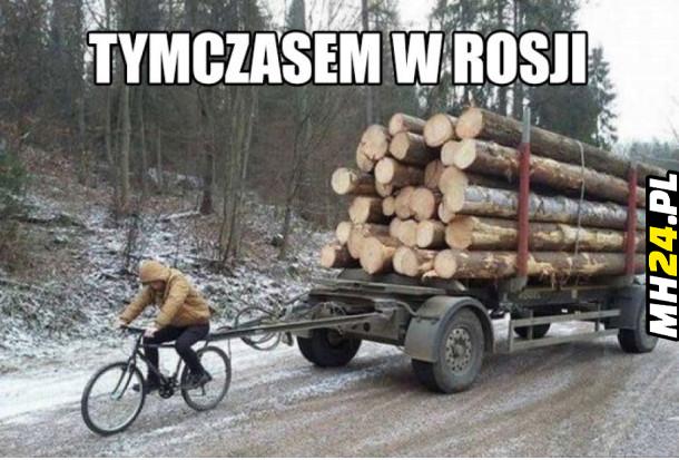 Takie tam w Rosji