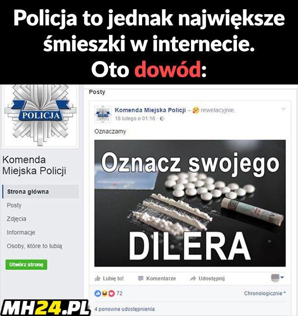 Śmieszki z policji ;D Obrazki
