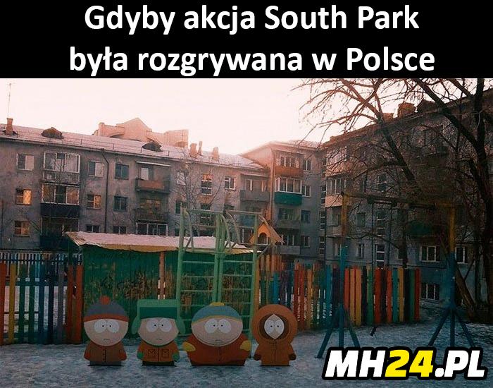 Gdyby akcja South Park była rozgrywana w Polsce