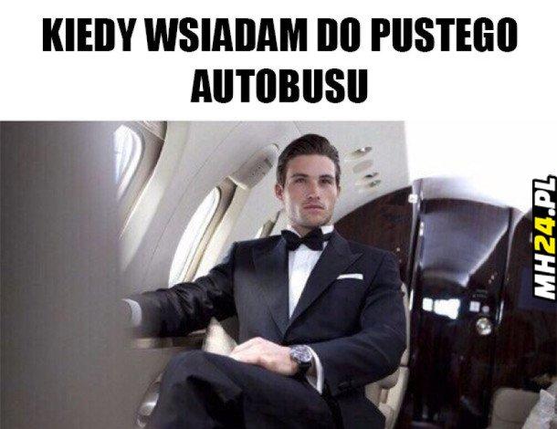 Kiedy wsiadam do pustego autobusu Obrazki