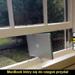 MacBook, który się przydał Obrazki