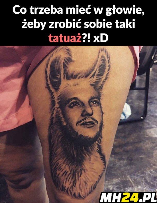 Najgorszy tatuaż ever ;D